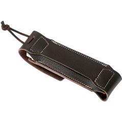 Conjunto Canivete Opinel N.º 08 Trekking Vermelho + Bolsa   Ref. 314.OP001890