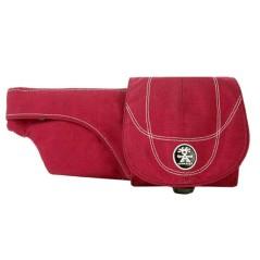 Crumpler Bolsa de Cintura Câmera Digital Vermelha | Ref. 209.BBL004