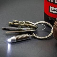 True Utility TU311 Porta Chaves Mini Lanterna LED | Ref. 314.TU311
