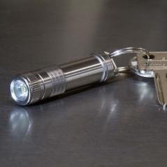 True Utility TU312 Porta Chaves Lanterna Micro AAA