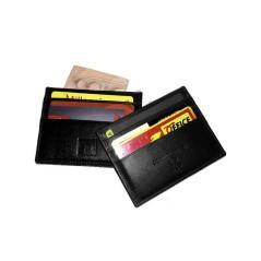 Porta-Cartões Unisexo DOGGY Preto   Ref. 86.JC02P
