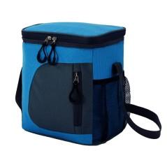 Benzi Saco de Almoço/Lancheira Térmica Azul BZ5609   Ref. 288.BZ5609A