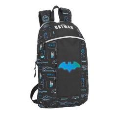 Mochila Pequena Batman BAT-TECH Preta | Ref. 248.612104821