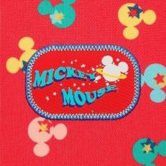 Estojo Escolar Triplo Mickey ON THE MOON Azul   Ref. 186.2264321